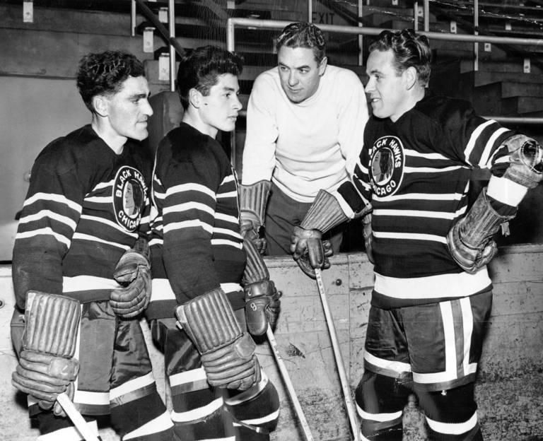 Flashback  Chicago Blackhawks  early years -- Chicago Tribune 4336b83ab