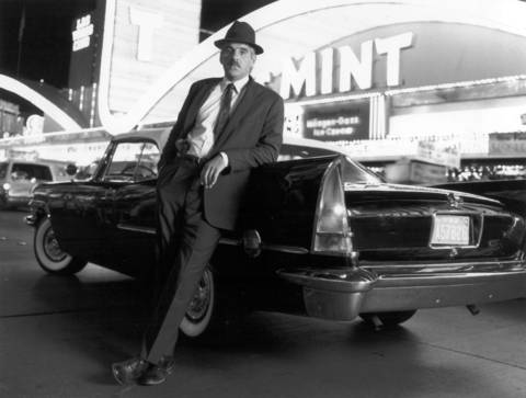 "Dennis Farina stars as Det. Michael Torello, head of the Major Crime Unit strike force, in ""Crime Story"" in 1987."