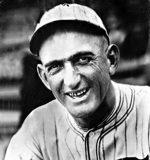 'Shoeless' Joe Jackson was the star outfielder for the Chicago White Sox in the 1919 World Series. Jackson became embroiled in the Black Sox scandal.
