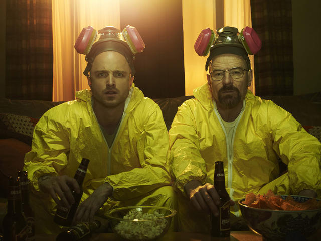 8 p.m. Aug. 11, AMC The journey of chemistry-teacher-turned-meth mastermind Walter White (Bryan Cranston, right) and his former student-current partner-in-crime Jesse Pinkman (Aaron Paul, left) comes to an end with eight episodes that are sure to be filled with violence, bloodshed and awesomeness.