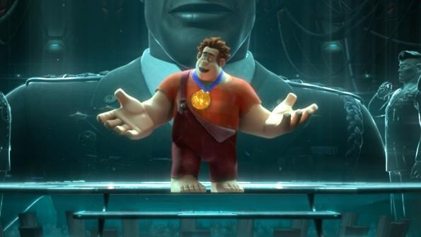 """Wreck-It Ralph"" came out after Halloween in 2012, but it was the animated hit of the year (a sequel is already in the works), and title character Ralph makes for a great costume. Spiky hair, red overalls with one side unbuttoned, orange undershirt, big feet and hands, and a gold medal around your neck."