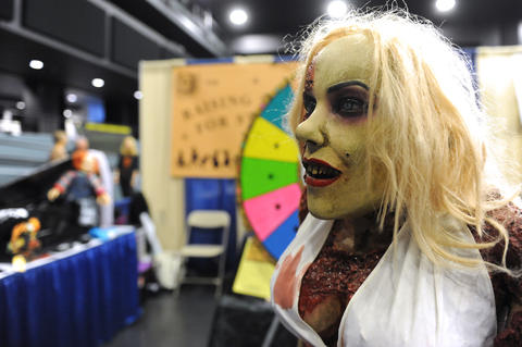 ParaFest 2013 is held at the Sands Bethlehem Events Center.  It will run from Friday, September 6 through Sunday, September 8, 2013.