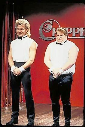 """Chris Farley performed on Chicago's Second City's Mainstage in 1989. The wild comic appeared on """"Saturday Night Live"""" from 1990-1995."""