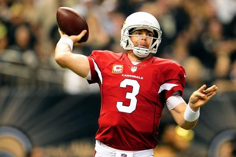 QB Carson Palmer went to Arizona along with a 2013 seventh-round pick, with a2013 sixth-round pick and a 2014 conditional seventh-round pick going back to Oakland.