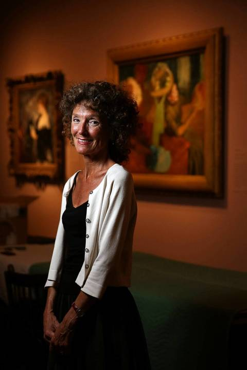 "Gloria Groom, 59, curator of 19th-century European painting and sculpture, Art Institute of Chicago Background: From Tulsa, Okla.; has been at the Art Institute for 29 years. Two examples of her blockbuster shows: ""Cezanne to Picasso: Ambroise Vollard, Patron of the Avant-Garde' (2007) and ""Beyond the Easel: Decorative Painting by Bonnard, Vuillard, Denis and Roussel, 1890-1930"" (2001). ""I started as a research assistant, then was a research associate, an assistant curator, an associate curator, a curator, an endowed curator and now I'm an endowed senior curator."" Ironically, her office overlooks the Modern Wing. Projects: Her most recent hit was the costume and art gala ""Impressionism, Fashion & Modernity,"" which closed last month. Her next show will be a small study of Van Gogh and his 1889 painting ""The Bedroom."" On being a star curator: ""I was at Lollapalooza and these girls came up to me and asked for my autograph! I looked like a narc. I was thrilled to have 20-year-olds interested in who put together a museum exhibition."" Is ""curating"" overused, culturally? 'For me, the noun here, 'curator,' has always suggested a specific background. We are doing this online scholarly catalog for the museum, which will allow for the public to look at the raw materials and X-rays and use the conservation tools we use, but does that make the public curators too?"""