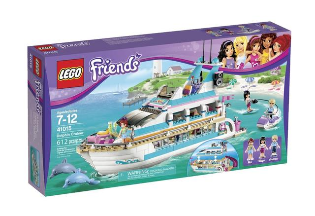 $68.99, with free shipping when purchased on Amazon Ages 6 to 12 Manufactured by LEGO