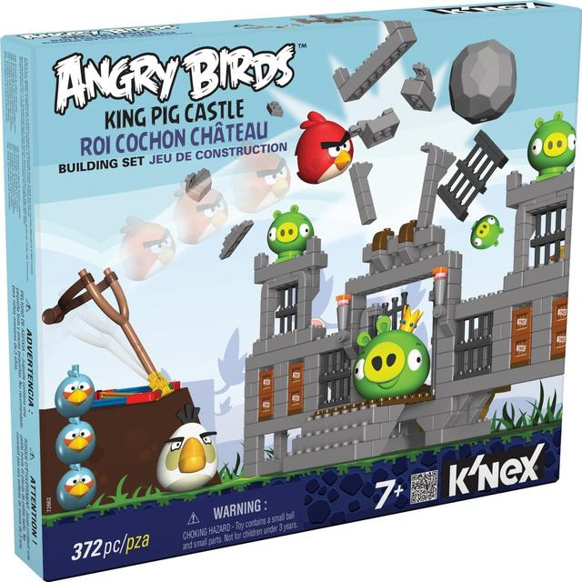 Amazon Exclusive $39.99 Ages 5 to 15 Manufactured by Angry Birds