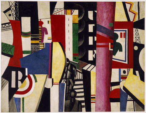 "This highly anticipated show, in the only U.S. stop on its world tour, features Fernand Leger and his post-Cubist masterpiece ""The City, 1919,"" accompanied by pieces by Leger's avant-garde colleagues Piet Mondrian, Alexandra Exter and Francis Picabia.    Venue: Philadelphia Museum of Art   Address: 2600 Benjamin Franklin Parkway   Contact:  215-763-8100  Website: philamuseum.org"