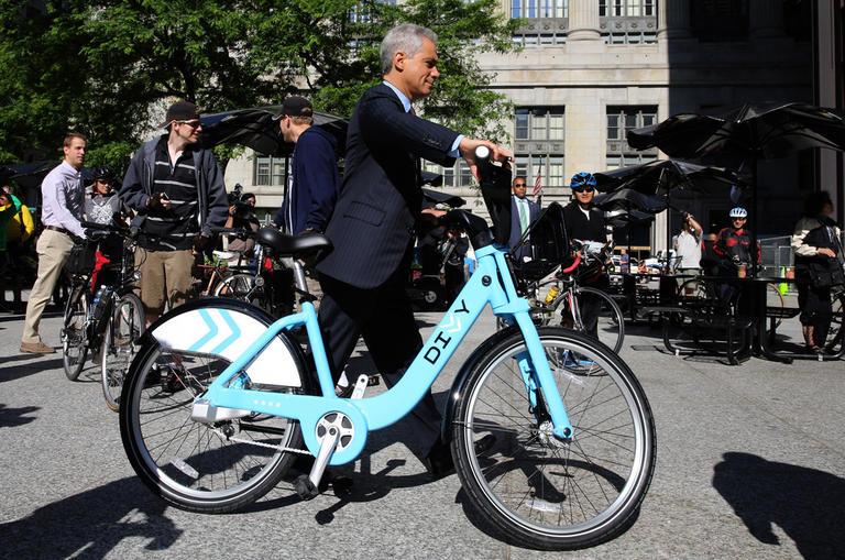 Bike Sales Chicago his Divvy Bike back after
