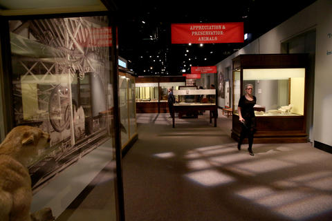 """Opening the Vaults: Wonders of the 1893 World's Fair"" is opening at the Field Museum in Chicago."