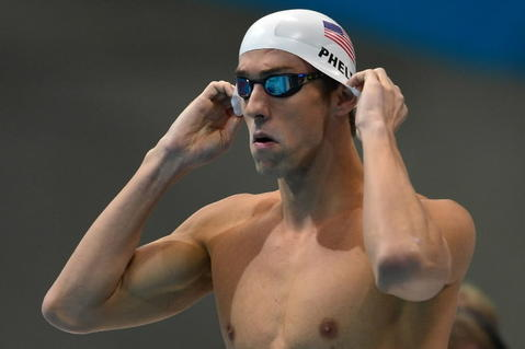 Why be anything but the most decorated Olympian of all time? Especially when it's such an easy costume. You'll need a Speedo, a swim cap, gold medals (a bunch of 'em!) and an ab workout video to recreate Phelps' Olympic look.