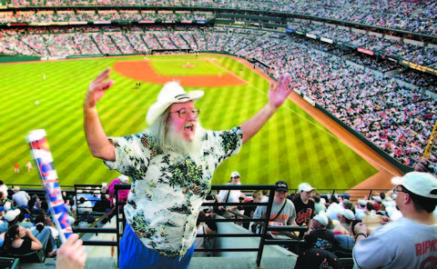 "If you're a longtime Orioles fan, you've heard of the legendary O's fan William ""Wild Bill"" Hagy (1939-2007). To create your ""Wild Bill"" costume, you'll need a long beard, a straw hat and your best O-R-I-O-L-E-S cheer."