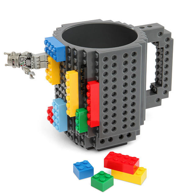 Price: $19.99Description: A unique gift for your geek friends and family members. Note: bricks aren't included, so spicing up this gift with some Legos might push it over the $20 mark.Source: Click here to buy