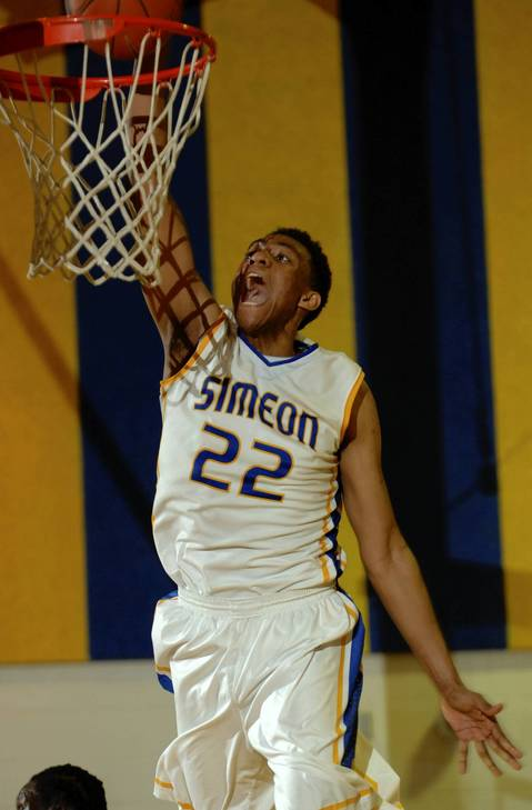 Photos: Jabari Parker at Duke, Simeon -- Chicago Tribune Jabari Parker Simeon