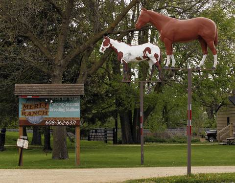 The Meri-J Ranch in Beloit, Wis., owned by Rita Crundwell, produced more than 50 world champions, according to the American Quarter Horse Association.