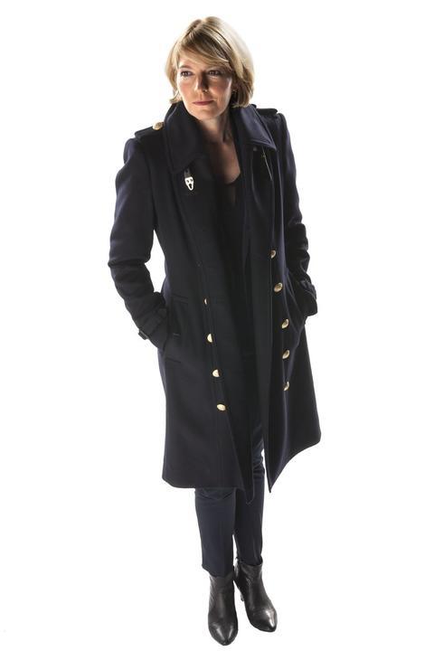 Jemma Redgrave as Kate Stewart