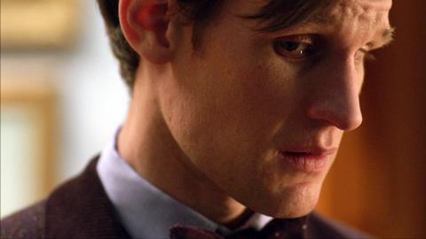 Matt Smith as the 11th Doctor