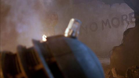 Did someone kill a Dalek?