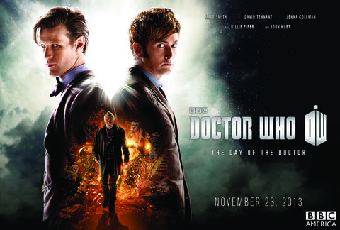 Doctor Who: The Day of the Dcotor