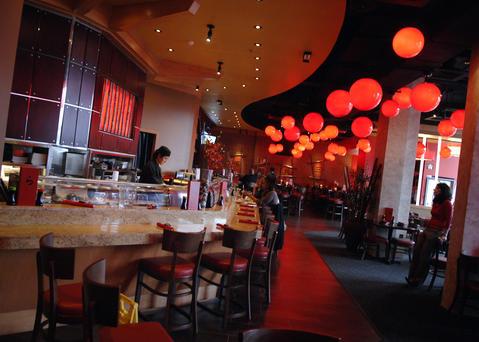 RA Sushi, 1390 Lancaster St., Harbor East, 410-522-3200, rasushi.com