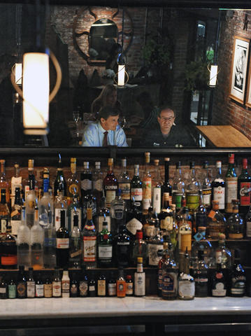 With its 11 p.m. closing time, Ten Ten works best as a place for after-dinner drinks in a sleek setting. Cocktails are the stars here.   1010 Fleet St., Harbor East | 410-244-6867, bagbys1010.com