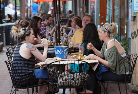 This tiny Fells Point seafood bar is a nice change of pace from its Thames Street peers, thanks in part to an alleyway that was converted to a comfortable dining area.   1718 Thames St., Fells Point | 410-732-3474, riptidebythebay.net