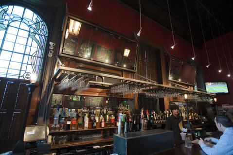 Another bar known for its food, Alewife will satisfy any beer lover with its rotating list of 40 draft selections.   21 N. Eutaw St., Downtown | 410-545-5112, alewifebaltimore.com