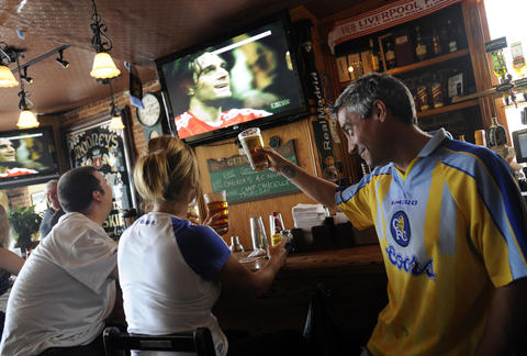 Whether you need a beer with breakfast or a beer for breakfast, this Irish pub does the trick by opening at 7 a.m. everyday. Soccer fans welcomed.   1700 Thames St., Fells Point | 410-563-6600, slaintepub.com