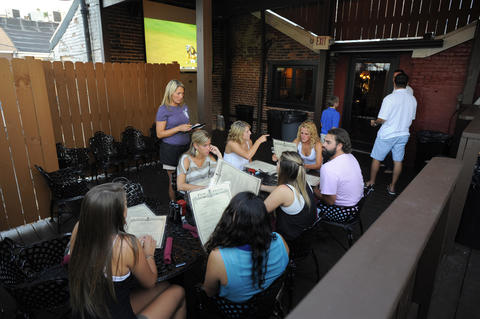 The outdoor patio and its projection screen set this Canton bar apart in O'Donnell Square. Can't stomach any more beer? The potent Pirate Juice is a nice way to switch it up.   2908 O'Donnell St., Canton | 410-563-8459, pluguglyspub.com