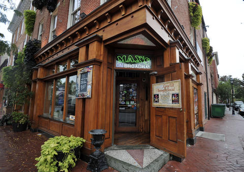 Simply put, there's no better place in Baltimore for a beer lover. The staff is knowledgeable, and the vast beer selection rotates with hard-to-find crafts.   737 S. Broadway, Fells Point | 410-675-6297, maxs.com