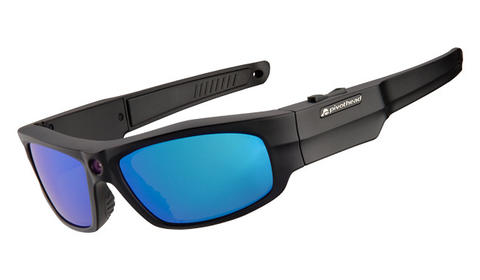 Record video hands-free with the Durango Chameleon sunglasses by Pivothead. $299.99 at Sports Authority.