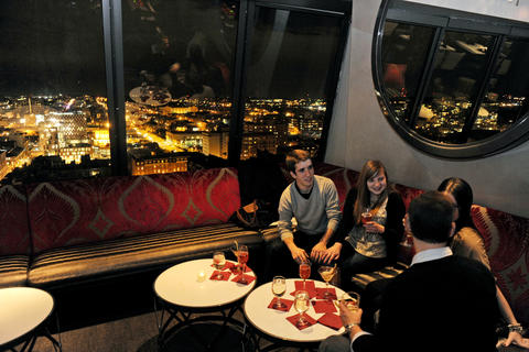 If one bar is worth the trip simply for its views of the city, the 13th Floor in the Belvedere Hotel is it. Whether you're there on a date or by yourself, the view from this bar will give you a new appreciation of Baltimore.  13th Floor, 1 E. Chase St., Mid-Town Belvedere, 410-347-0880, 13floorbelvedere.com