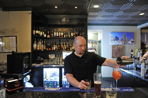 When we first visited this new Mount Vernon bar, we liked it well enough, but nothing was extraordinary ... except bar manager Jeff Levy. Knowledgeable, funny and helpful, Levy could teach Baltimore bartenders a thing or 10 about exemplary service.  Tavern on the Hill, 900 Cathedral St., Mount Vernon, 410-230-5400, tavernonthehillmtvernon.com