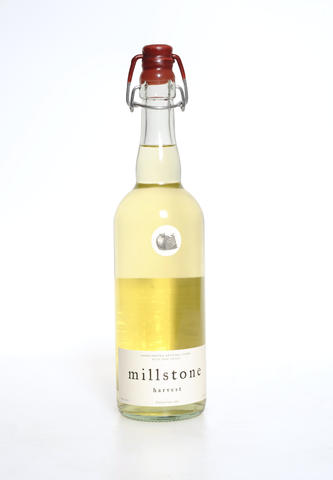Harvest cider made from apples, Appalachian wildflower and blueberry honeys. $16 at Millstone Cellars in Monkton.
