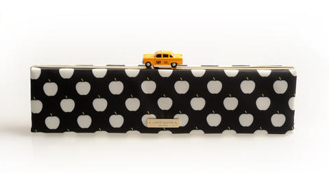 This Kate Spade clutch is a nod to life in the big city and the perfect gift for the friend with New York roots. $298 at Handbags in the City.