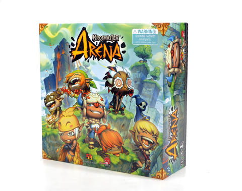 Think teenagers won¿t put down their electronics for family game night? Try Krosmaster: Arena, a battle game with anime-style miniatures that¿s so popular that there's a waiting list for its release. $89.99 at Family Game Store