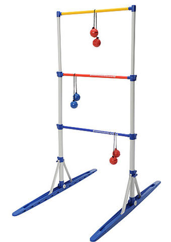 Perfect for the park, patio or tailgating at the Ravens game, ladderball will keep the whole family entertained. $39.99 at Sports Authority