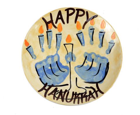 With paint your own pottery, families can create their own holiday keepsakes with pieces such as customized Hanukkah platters and hand-print reindeer plates. $15 to $40 at The Pottery Stop