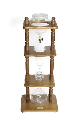 Not only does this drip coffee brewing tower make delicious drinks, it¿s also a terrific display piece. $225 at Spro Hampden