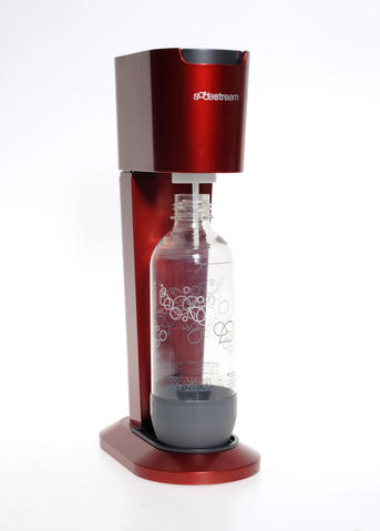 He'll appreciate having his favorite soda on tap at home. Sodastream Genesis, $99.95 at various retailers.