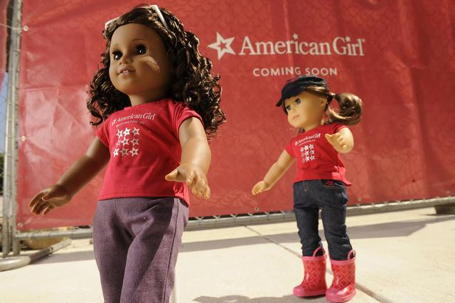 5. American Girl (tied). Mattel said worldwide gross sales for the brand were up 20% in the third quarter.