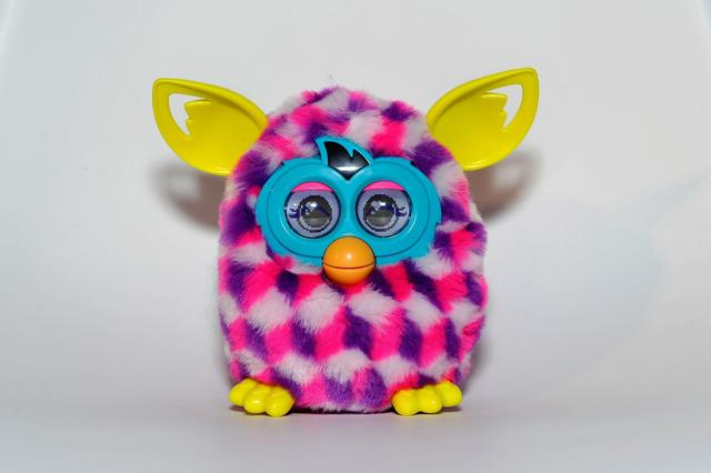 6. Furby. The new Furby Boom toy mixes physical play with digital elements. In addition to the NRF list, it also made it onto Wal-Mart's top toys list.