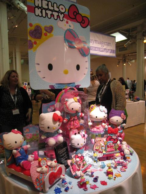 9. Hello Kitty