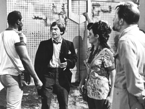 TARDIS tenure: 1966-69 Patrick Troughton (center) made his Second Doctor more playful and fun than No. 1. This Doctor hid his sharp mind with a bumbling, goofy attitude. Still, he managed to freeze the Cybermen before being banished to Earth by the Time Lords.