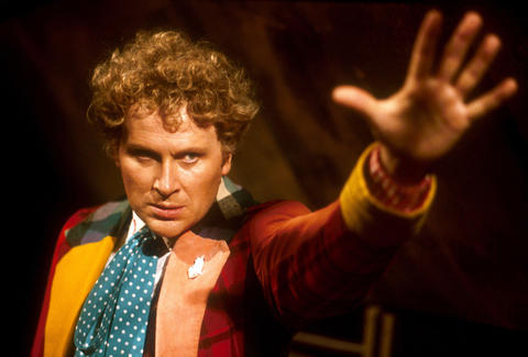 TARDIS tenure: 1984-86 Colin Baker brought out the grumpy, cynical and much darker side of the Doctor. Many consider his tenure to be the series' low point.