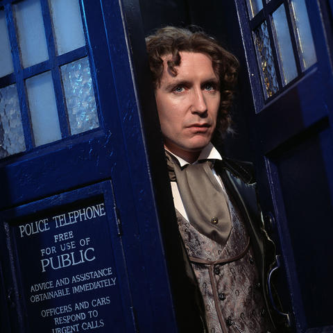 """TARDIS tenure: 1996 Paul McGann played Doctor Who in the 1996 TV movie that many hoped would revive the series. His Doctor battled the Master, who was plotting to steal the Doctor's remaining lives. McGann did not get his regeneration scene when """"Doctor Who"""" finally returned to TV in 2005. But McGann returned to the role in a 2013 minisode that finally gave him his regeneration and serves as a prequel to the 50th anniversary special. Watch the minisode here."""