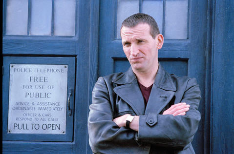 """TARDIS tenure: 2005 Christopher Eccleston helped bring """"Doctor Who"""" into the modern era, but lasted just one season on the show. He and companion Rose Tyler (Billie Piper) fought the Slitheen. With the addition of the War Doctor, Eccleston is now the Tenth Doctor."""