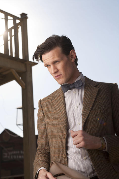 """TARDIS tenure: 2010-Christmas 2013 If David Tennant sparked international interest in """"Doctor Who,"""" Matt Smith solidified it, making the show a global phenom. His Doctor is charismatic and a little wacky, but has a dark edge brought on by all the evil he has witnessed. After """"The Day of the Doctor,"""" Smith's is now the Twelfth Doctor. Smith will end his time in the TARDIS in the 2013 Christmas special."""