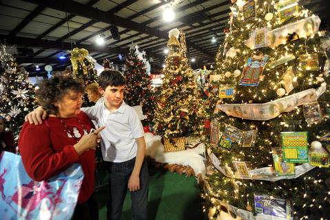 "Maryland State Fairgrounds, 2200 York Road, Timonium  10 a.m.-9 p.m. Nov. 29-30, 10 a.m.-6 p.m. Dec. 1  $7-$13  Decorated trees by the score, plus wreaths, gingerbread houses, miniature trees and other holiday decorations. If you're looking for creations to get you or your loved ones into the holiday spirit, this is definitely the place. Best of all, not all the tree decorators take themselves seriously. In the past, there have been trees decorated with War of 1812, ""The Wizard of Oz"" and Charlie Brown and the Peanuts gang themes. The creativity is endless.  Information: 443-923-7300 or festivaloftrees.kennedykrieger.org"