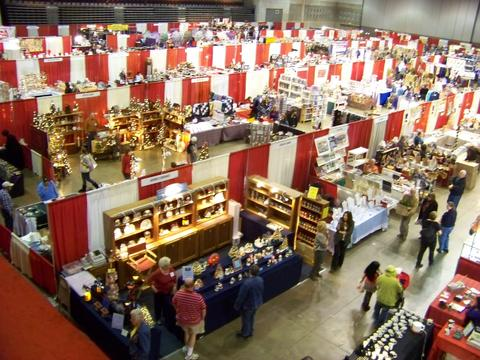 Roland E. Powell Convention Center, 4001 Coastal Highway, Ocean City  10 a.m.-5 p.m. Nov. 29-30, 10 a.m.-4 p.m. Dec. 1  $3  The delights of Ocean City in the winter are many (it's a lot less crowded, for one), not the least of which is this seaside (OK, bayside, to be accurate) holiday bazaar, awash in photography, florals, jewelry, nautical items, toys, candles and more. Even Santa's scheduled to show. And while you're in O.C., be sure to check out the Winterfest of Lights display, nightly at Northside Park, 125th Street east of Coastal Highway.  Information: ococean.com/events